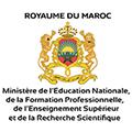 Ministère de l'Education Nationale, de la Formation professionnelle, de l'Enseignement Supérieur et de la Recherche Scientifique, Maroc